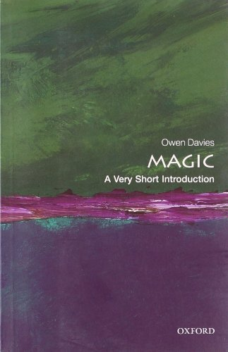 Magic: A Very Short Introduction by Owen Davies (2012-02-20)