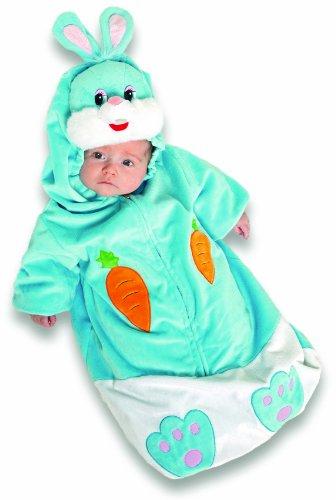 Erwachsene Force Angel Für Kostüm Air - Wilbers Federbein Kaninchen Baby Snuggle 12-15Monate (blau)