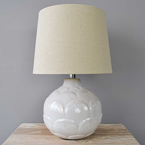 textured-white-reactive-glaze-statement-white-table-lamp-beige-shade-465cm