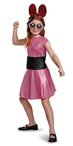 ssic Powerpuff Girls Cartoon Network Costume, Large/10-12 by Disguise ()