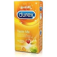 Durex Taste Me Kondome 12 Stück preisvergleich bei billige-tabletten.eu