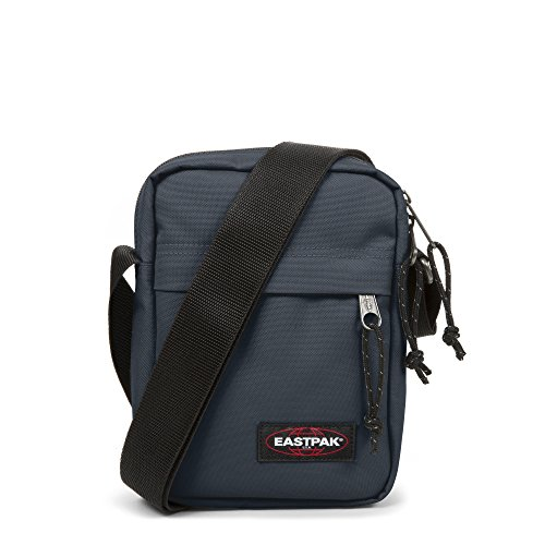 Eastpak - The One - Sac Bandoulière - Mixte Adulte -Bleu (Midnight) - 21 x 16 x 5.5