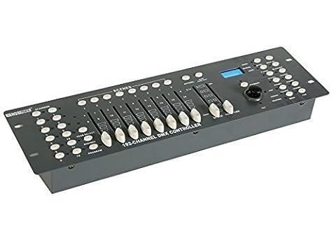 Velleman Dmx-controller fur 192 kanale mit joystick