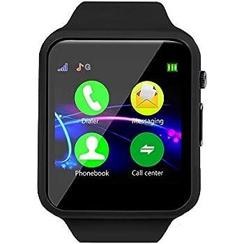 Mavis Laven Reloj Inteligente con Pantalla táctil Bluetooth ...