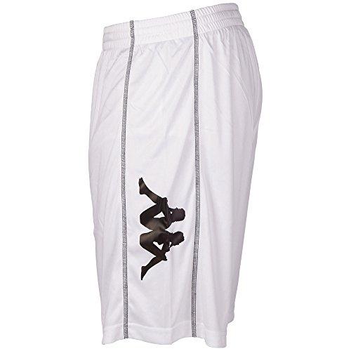Kappa Pantaloncini Bali bianco