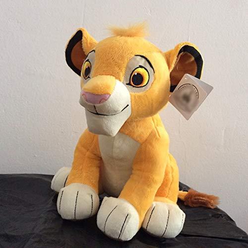 xuritaotao 30 cm Der König Der Löwen Simba Weiche Kinder Puppe Junge Simba Kuscheltiere Plüschtier Kinder Jungen Geschenke (König Der Löwen Puppe)