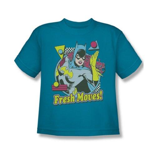 Dc - Jugend Frisch Bewegt-T-Shirt Turquoise