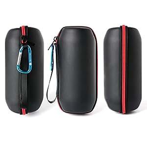 XCSOURCE® Pochette de protection portable Hot Pill mini nouvelle stéréo Bluetooth sans fil pour JBL Pulse Bluetooth Speaker PC649