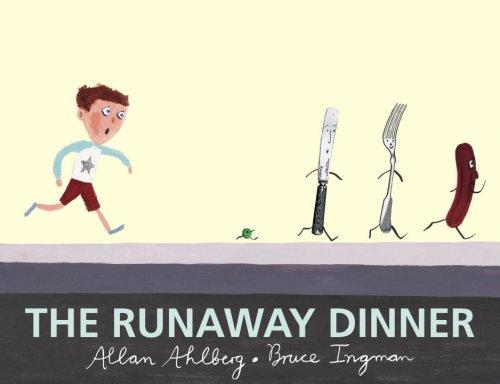 The Runaway Dinner por Allan Ahlberg