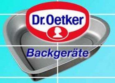 Dr.Oetker Backform Motiv Tannenbaum 02850