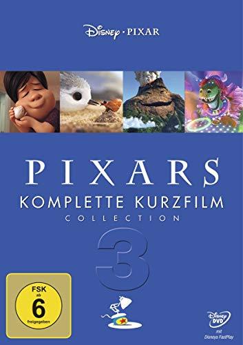 Wahrzeichen Collection (Pixars komplette Kurzfilm Collection 3)