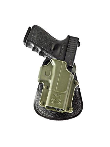 e Retention Gürtel Halfter für Glock 17, 19, 22, 23, 31, 32, 34, 35 ()