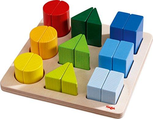 HABA 300498 - Sortierspiel Farbenzauber