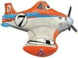 Amscan Anagram 2791801 - Party und Dekoration - Folienballon Air Walker - Disney Planes - Dusty,...