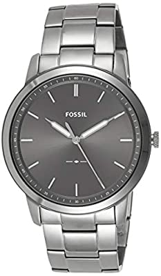 Fossil FS5459 - Camiseta Minimalista para Hombre