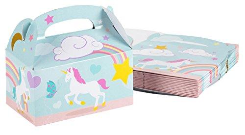 Cajas dulces - Paquete 24 cajas regalo papel fiestas