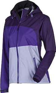 Ziener Candra Lady Damen Regenjacke Rain Jacket Bike Wear, prism Purple, Größe 34 bis 46, prism purple, Größe 34
