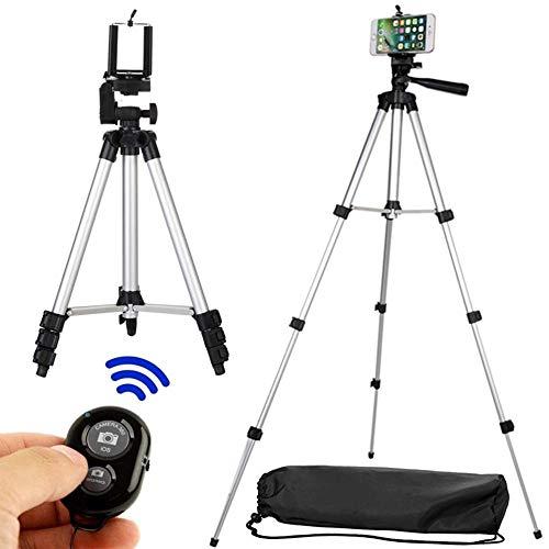 MEIM Kamera Reisestativ Einbeinstativ Mit 360-Grad-Kugelkopf,Kugelkopf Schnellwechselplatte Und Stativtasche Für DSLR-Kamera Video Camcorder