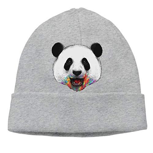 Solid Daily Skull Cap Knit Wool Beanie Hat Outdoor Winter Fashion Warm Beanie Hat ()