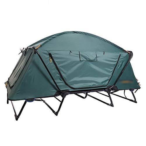 Sakuldes Zelt im Freien Zelt Blatt-Leute-Fischen-Ausrüstung doppelte