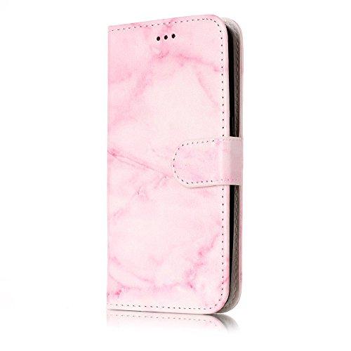 s7-casebestcatgift-kickstand-feature-galaxy-s7-wallet-case-idcredit-card-pocketspink-marble-premium-
