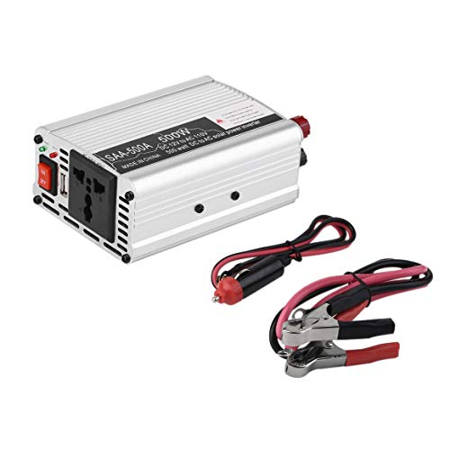 frYukiko Nouveau 12 Volt Batterie Terminal Clip-on Cigare Allume-Cigare Prise de Courant Adaptateur Plug Voiture Bateau Van pour Camping