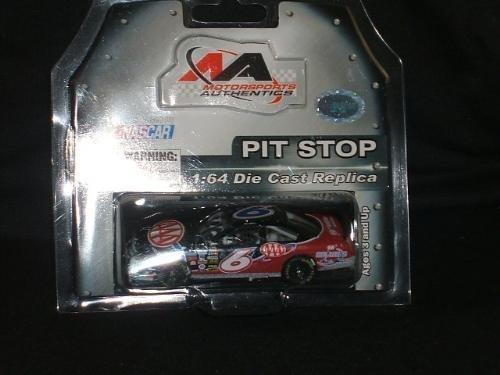 motosports-authentics-mark-martin-6-aaa-2006-ford-fusion-by-team-caliber