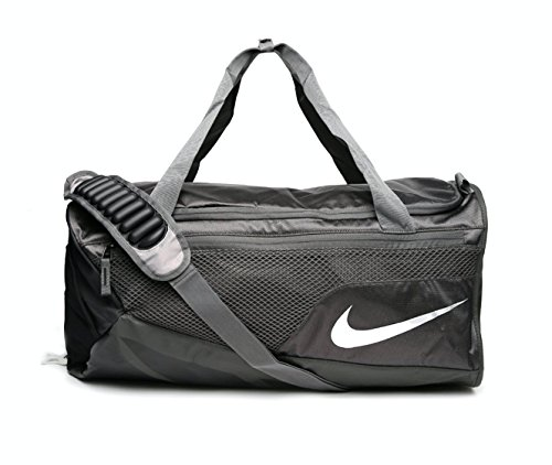 Nike Herren Vapor Max Air 2.0 Sporttasche Midnight Fog/Black/Metallic Silver