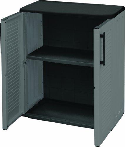 art-plast-e71-b-armadio-in-plastica-basso-economico-grigio
