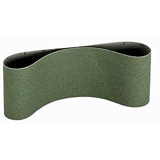 Abtec 100 mm x 915 mm P80 Gürtel Abrasiv Tuch länger anhaltende Keramik. Preis pro 3