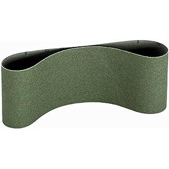Price per belt. 100mm x 1220mm Aluminium oxide sanding belt P40