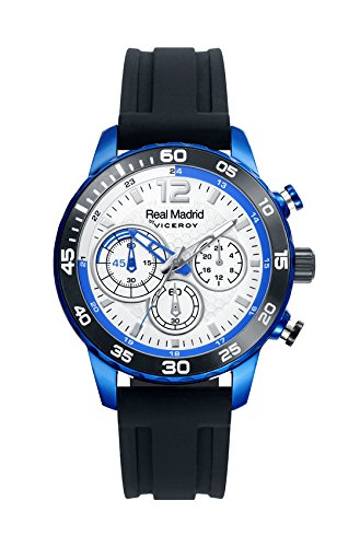 Reloj Oficial del Real Madrid Caballero 40967-05 Viceroy
