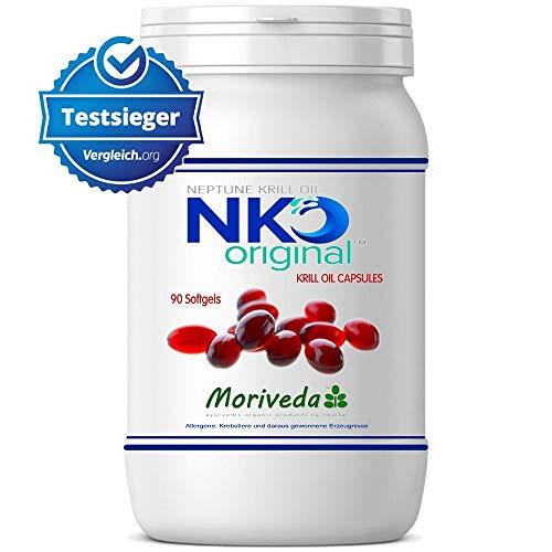 NKO aceite de krill cápsulas (ganador de la prueba) 30, 90 o...