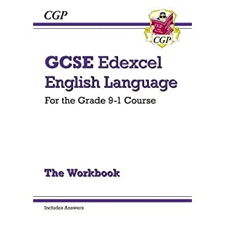 New GCSE English Language Edexcel Workbook - for the Grade 9-1 Course (includes Answers)