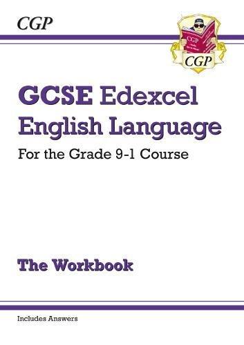 New GCSE English Language Edexcel Workbook - for the Grade 9-1 Course (includes Answers) por CGP Books