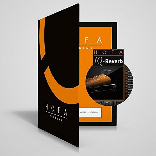 Preisvergleich Produktbild HOFA IQ-Series Reverb / innovativste Faltungshall-Technologie mit Retro-Features klassischer Hallgeräte aus der goldenen Ära