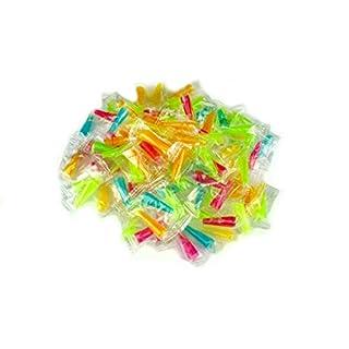 Bayli 100 Stück Shisha Einweg Mundstücke | Hygienemundstücke für Wasserpfeife | Bunt Mix | 3.5cm Lang -Ø Außen 5mm | Schlauch Mundstück für Hookah | Plastik-Mundstücke für Shisha Schläuche
