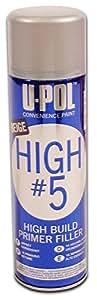 U-POL HIGH/AL High5 Primer, 450 ml, Beige