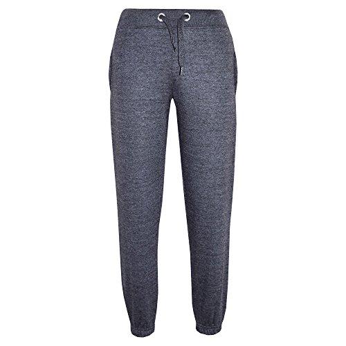 A2Z 4 Kids Enfants Garçons Filles Joggers Jogging Pantalons - Fleece Trouser Charcoal 11-12