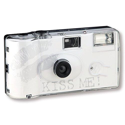 5X Hochzeitskamera Einwegkamera Kiss me