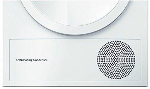 Bosch No WTW85237EE Autonome Charge avant 7kg A++ Blanc - sèche-linge (Autonome, Charge avant, Condensation, Blanc, boutons, Rotatif, Droite)
