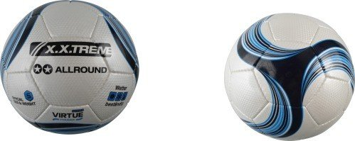 XXT ballon de football taille 5 virtue, pU, 4 couches de