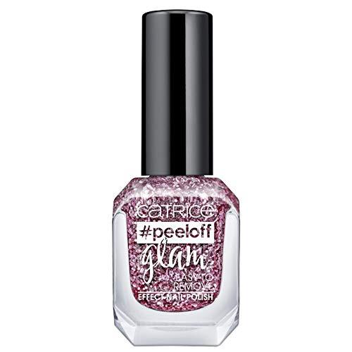Catrice - Nagellack - peeloff glam Easy To Remove Effect Nail Polish 01