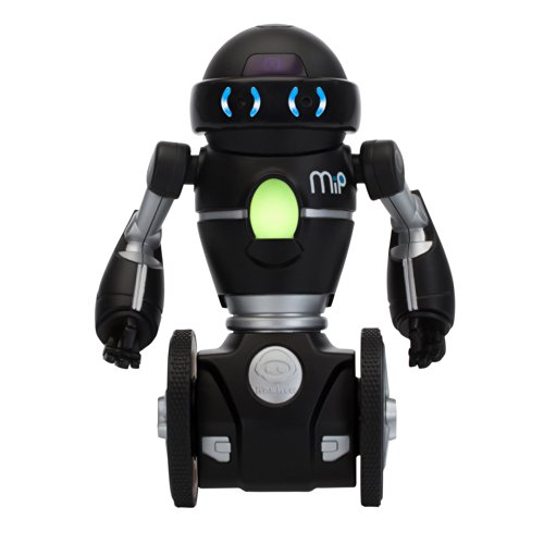41zZsESB92L - WowWee - Robot MiP, color negro (825)