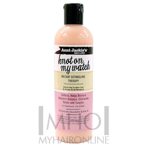 Aunt Jackie's knot on my watch 6oz - Instant Detangling Therapy by Aunt Jackie's