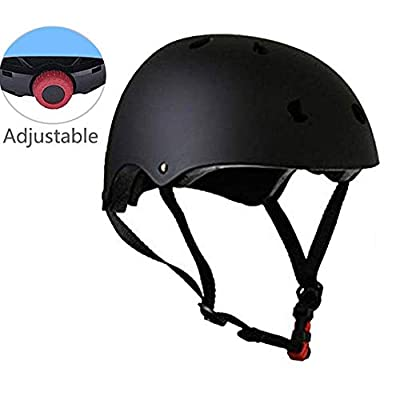 UniqueFit Kids Helmet Boys and Girls Safety Adjustable Comfortable Helmet for Roller, Scooter, Skateboard, Bicycle(3-8 Years Old) from SLA-SHOP