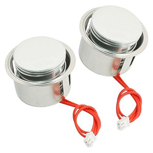 Elektrischer Reiskocher reparierbar Zentrum Thermostat Limiter Sensor 2Pcs -