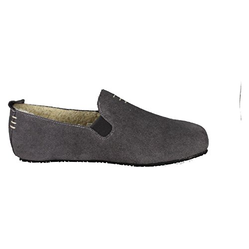 Pantofole Grigi Gli Uomini Clarks Per BOqwqP