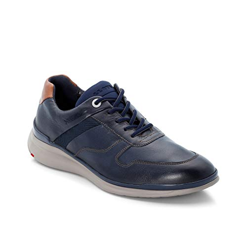 Kenia Tracht - LLOYD Herren Matai Sneaker, Blau (Pacific/DKL.Blau/Kenia