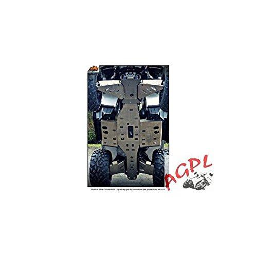 Polaris Sportsman 570-sabot Schutz-Zentrale axp-4411308
